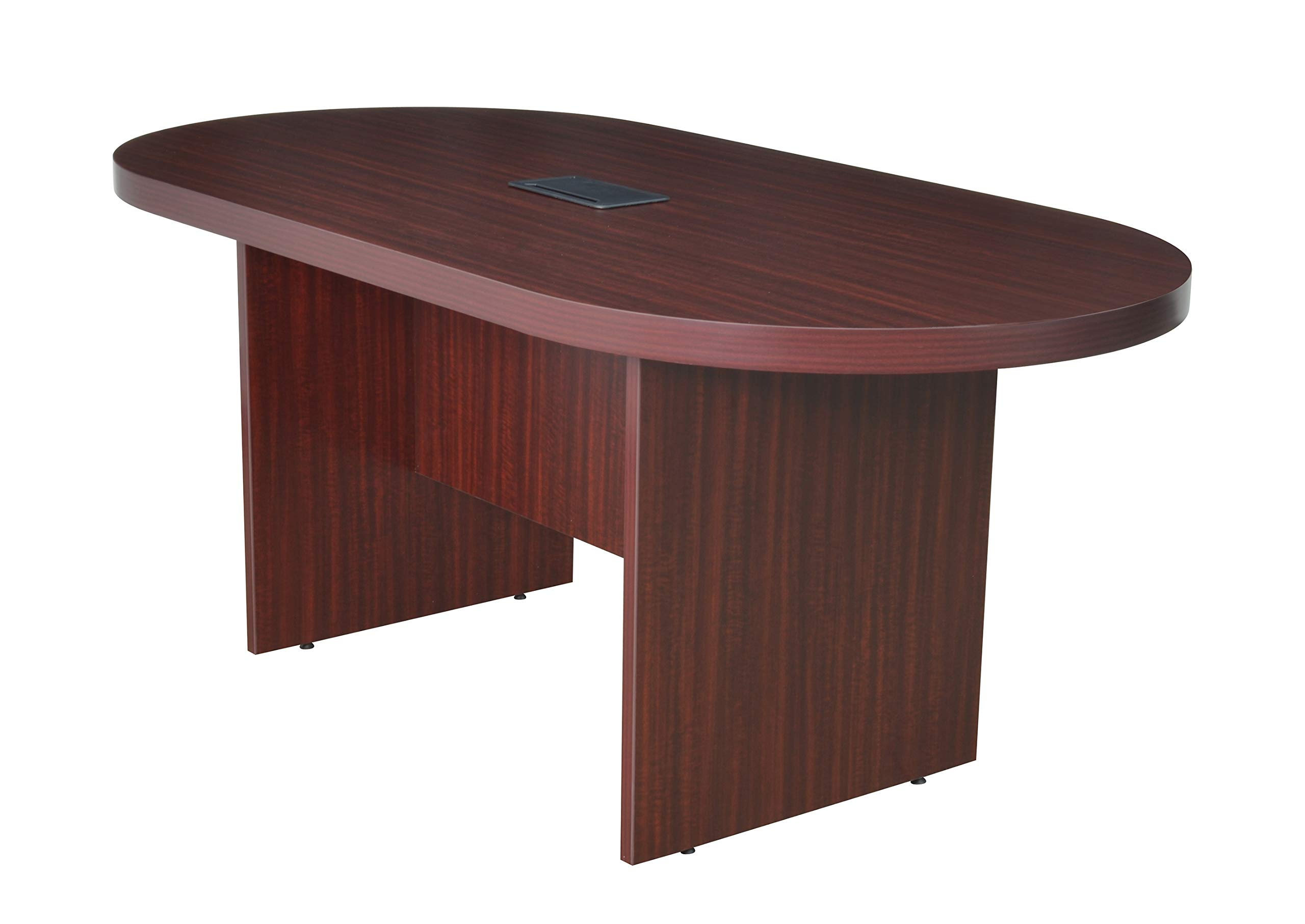 Regency A-LCTRT7135RW Legacy Racetrack Conference Table, 71'' X 35'', Redwood