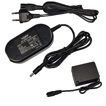 HQRP AC-Cargador para Panasonic DMC-GH2K, Lumix DMC-GH2, DMC ...