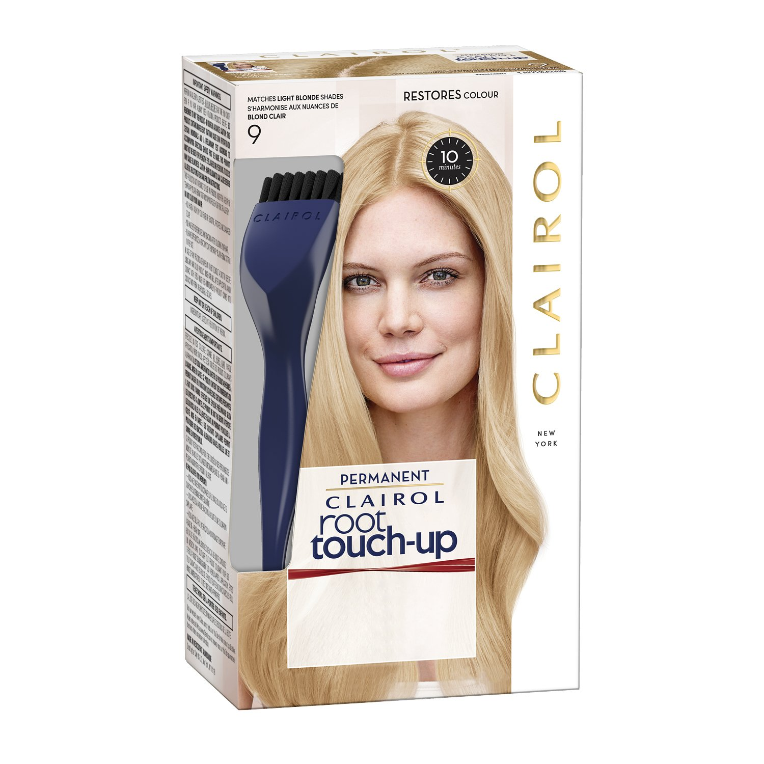 Clairol - Root Touch-up Permanent Hair Color, Blondes Coty