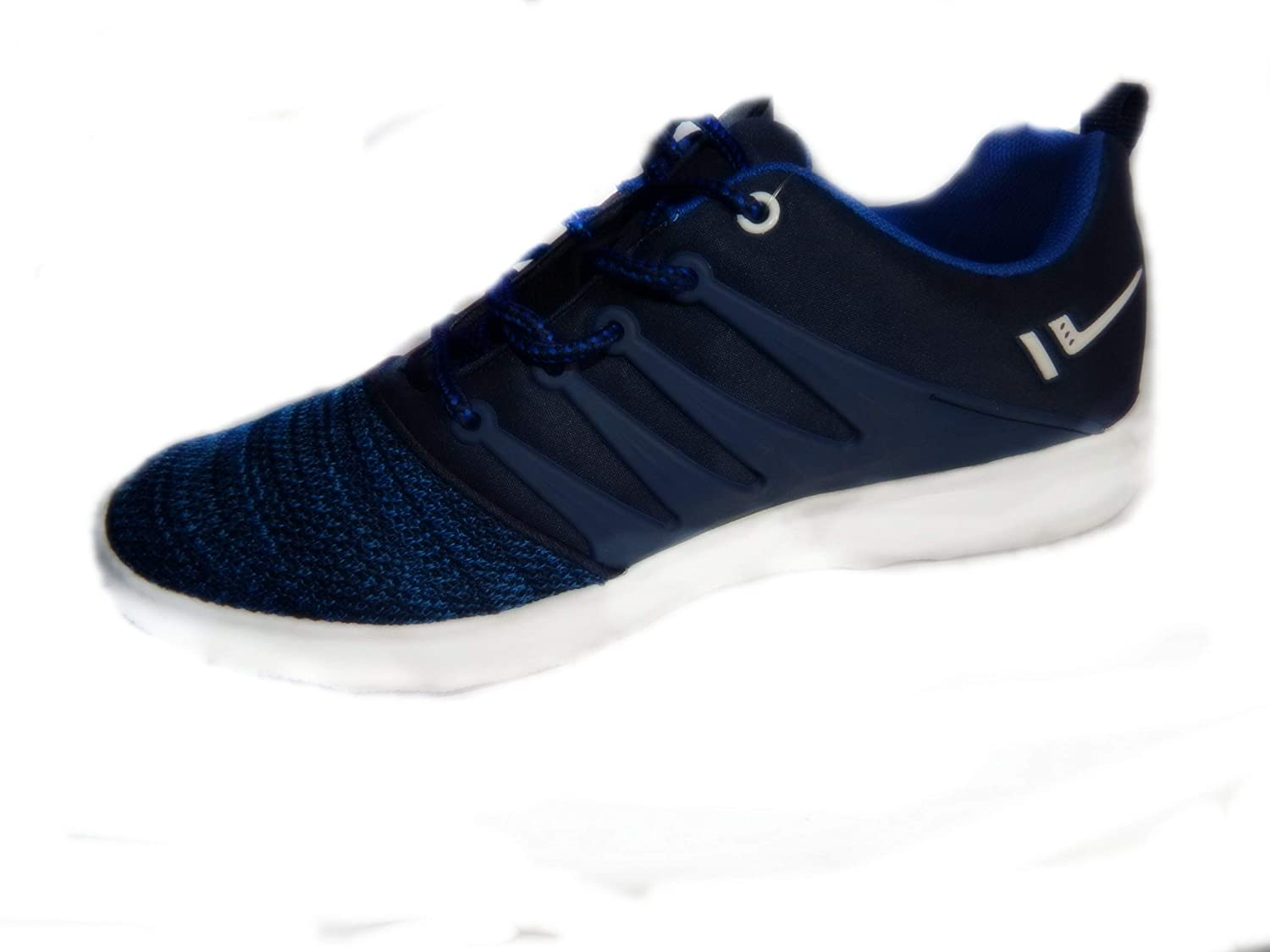 calcetto Frank Navy/White Sport Shoes
