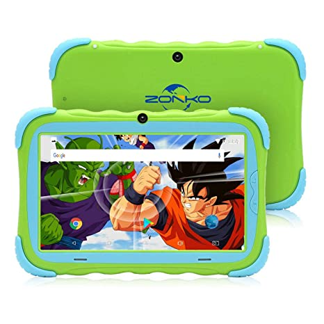 7 Pulgadas Android 7.1 Tablet para niños IPS HD Screen 1GB/16GB ...
