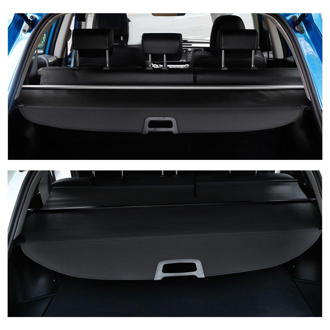 Amazon.com: AUXMART Cargo Cover Fits Ford Edge Trunk Retractable Shield  2011-2013: Automotive