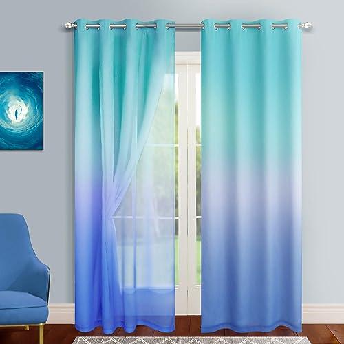 Darkening Blackout Curtains