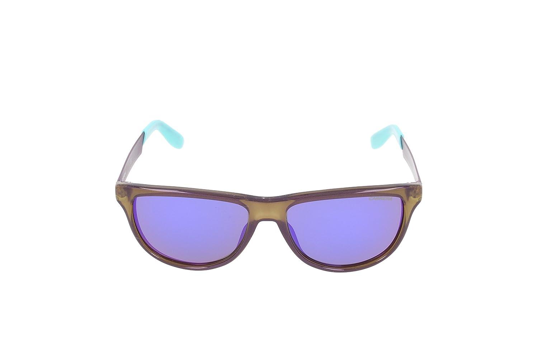 291c18d643 Carrera 5015/S TE 8RC Gafas de Sol, Morado (Olive Azure/Grey Violet  Mirror), 54 Unisex-Adulto: Amazon.es: Ropa y accesorios