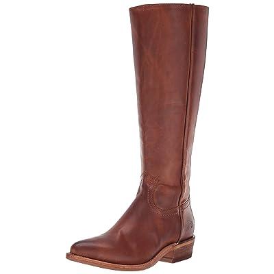 Frye Women's Billy Inside Zip Tall Western Boot: Shoes