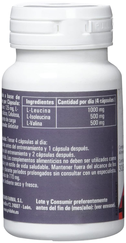 Sanon Sport Licaon, Aminoácidos Ramificados BCCAŽS 2:1:1, 618 mg, 40 Cápsulas: Amazon.es: Salud y cuidado personal