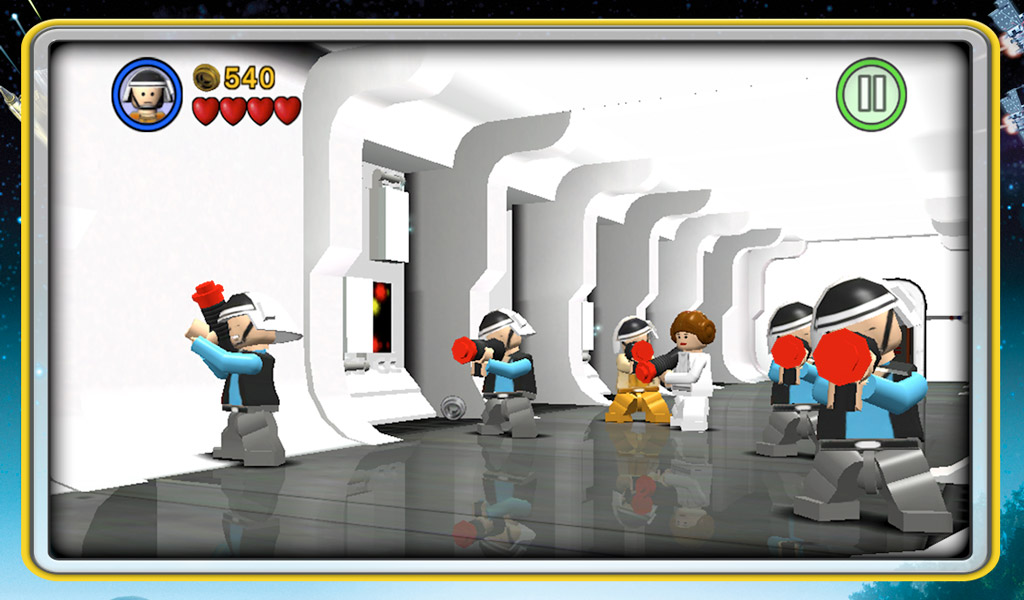 Amazon.com: LEGO® Star Wars™: The Complete Saga: Appstore for Android