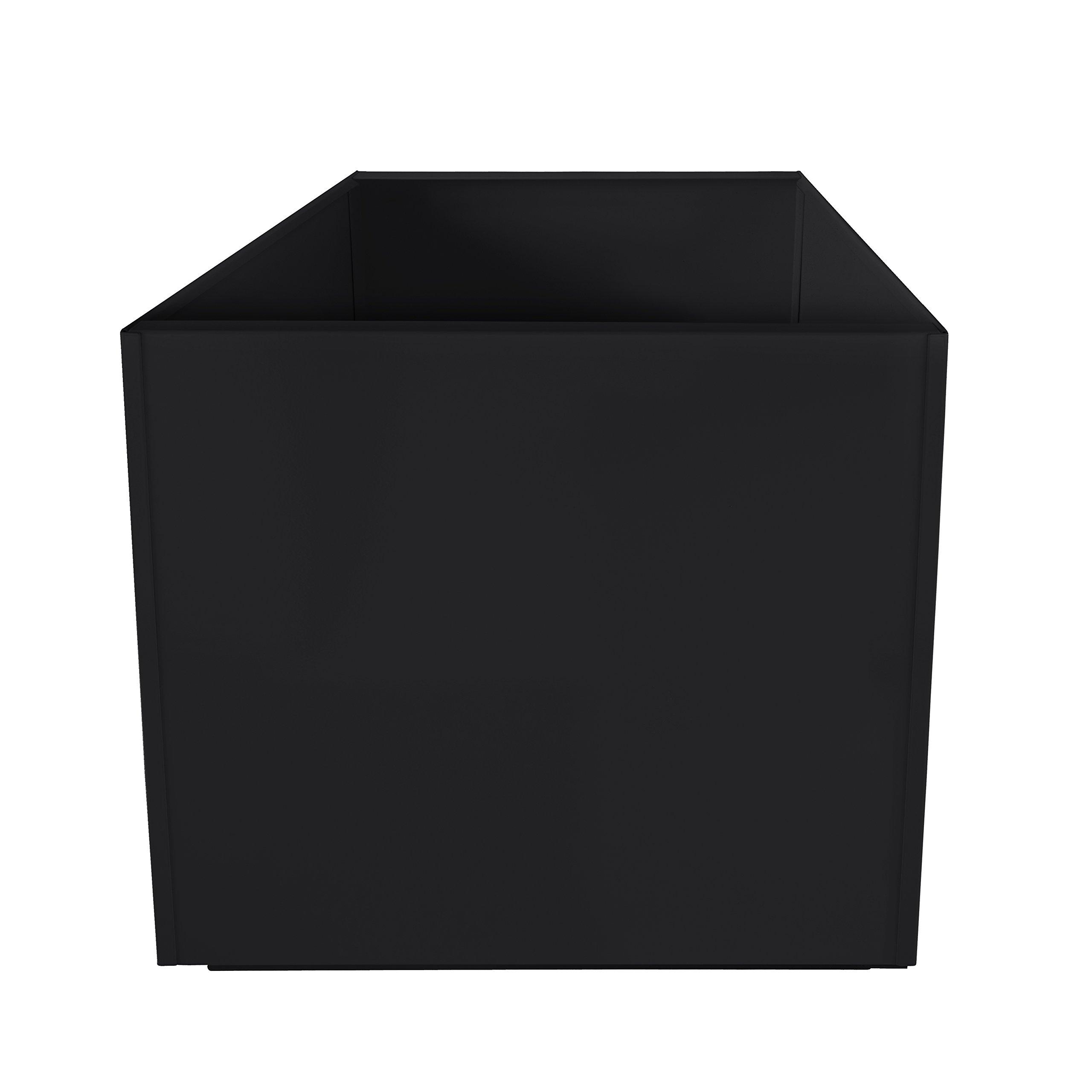 Nice Aluminum Square (Black, 20'')