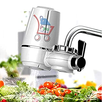 P Yu Water Softener For Hard Water Water Purifier Non Electrical Tap Guard Water Purifier Faucet Tap Kitchen Wash Basin Water Filter Amazon In Home Improvement