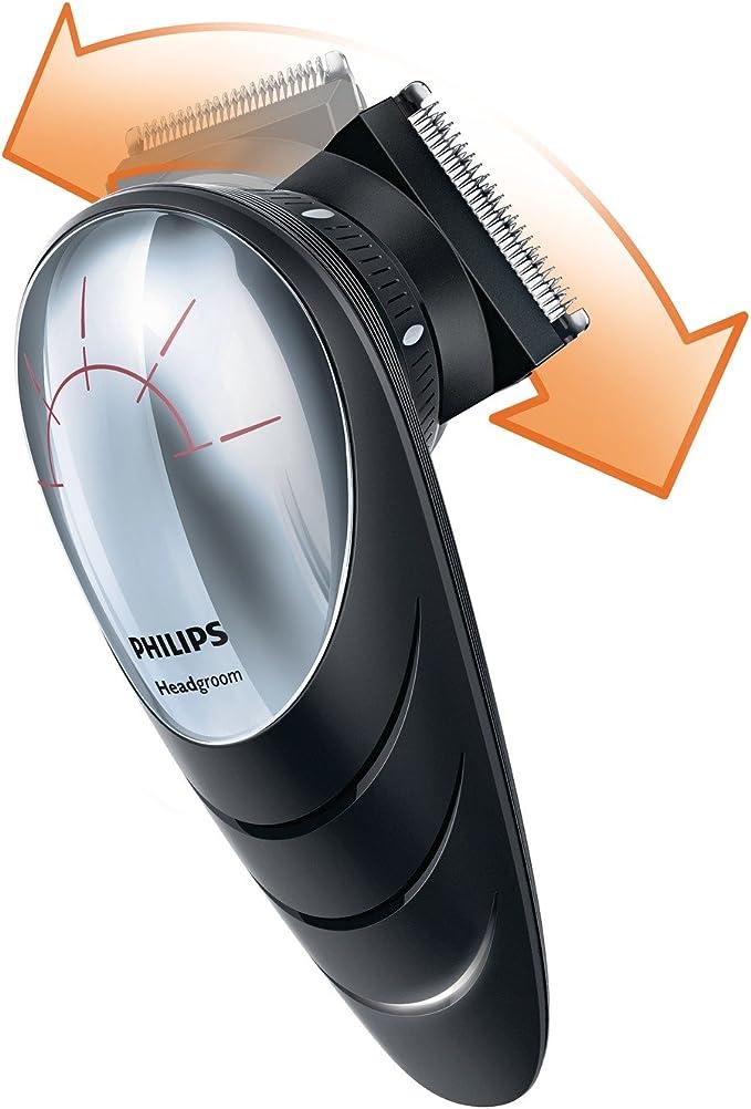Philips QC5580/32 - Cortapelos con cabezal con giro de 180º para ...