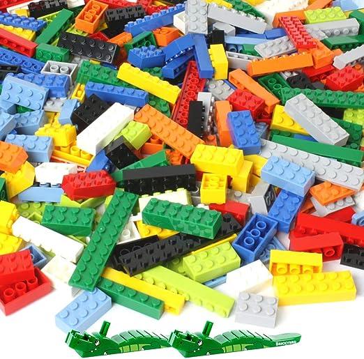 Brickyard Building Blocks - Bloques de construcción. Juego de ...