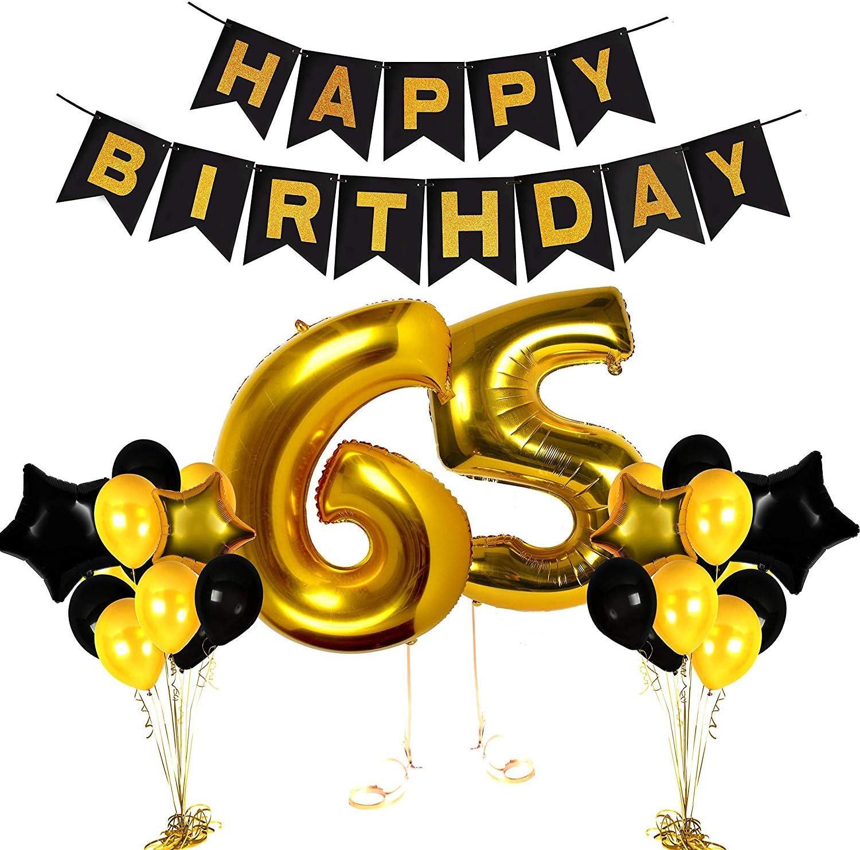 65 Anniversario Di Matrimonio.Swq Decorazioni Durevoli Per 65 Compleanno Anniversario Di
