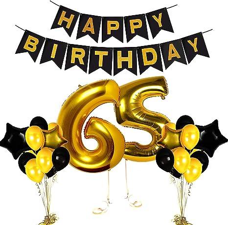 Anniversario Di Matrimonio 650.Swq Decorazioni Durevoli Per 65 Compleanno Anniversario Di