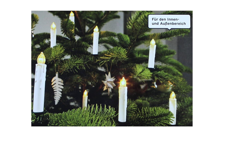 Tchibo led kerzen weihnachtsbaum