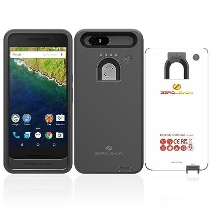 Amazon com: Nexus 6P Battery Case, ZeroLemon Google Huawei Nexus 6P