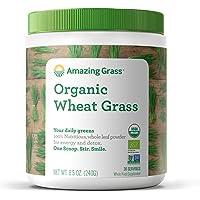 Amazing Grass Organic Wheat Grass, 30 Servings, 240 g