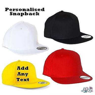 c297dfcbb9f0d Lulah Blu Personalised Snapback Cap