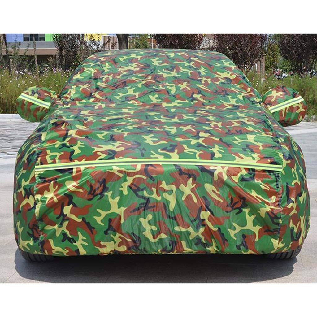 希少 黒入荷! 車のカバー : 2018フォードニューフォーカス3ハッチバックカーカバー特別な防雨日焼け止め断熱サンシェードカーカバー (色 : Camouflage thickening, Sedan サイズ thickening, さいず : Sedan) Sedan Camouflage thickening B07KWKQWXH, イワタシ:138727e6 --- a0267596.xsph.ru