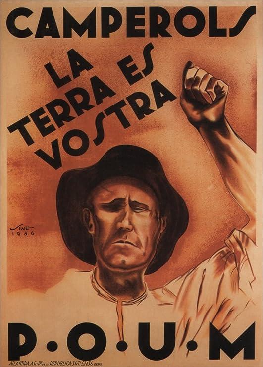 Guerra Civil Española Propaganda 1936-1939, Camperols La ...