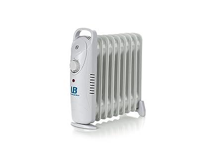 Universal Blue URAM1000-16 Radiador, 1000 W, Gris