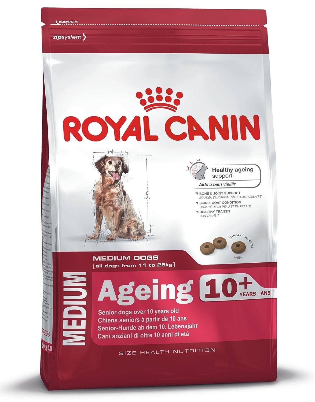 Royal Canin Medium Ageing 10+ Dog Food-15kg 3182550802758