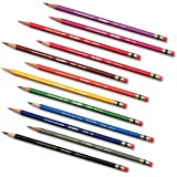 Prismacolor Col-Erase Erasable Colored Pencil Tuscan Red (20054)