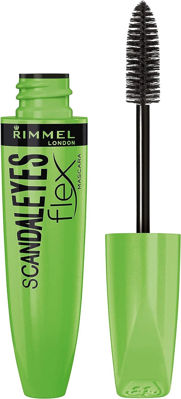 Rimmel Scandaleyes Lycra Flex Mascara, Black: Amazon.co.uk