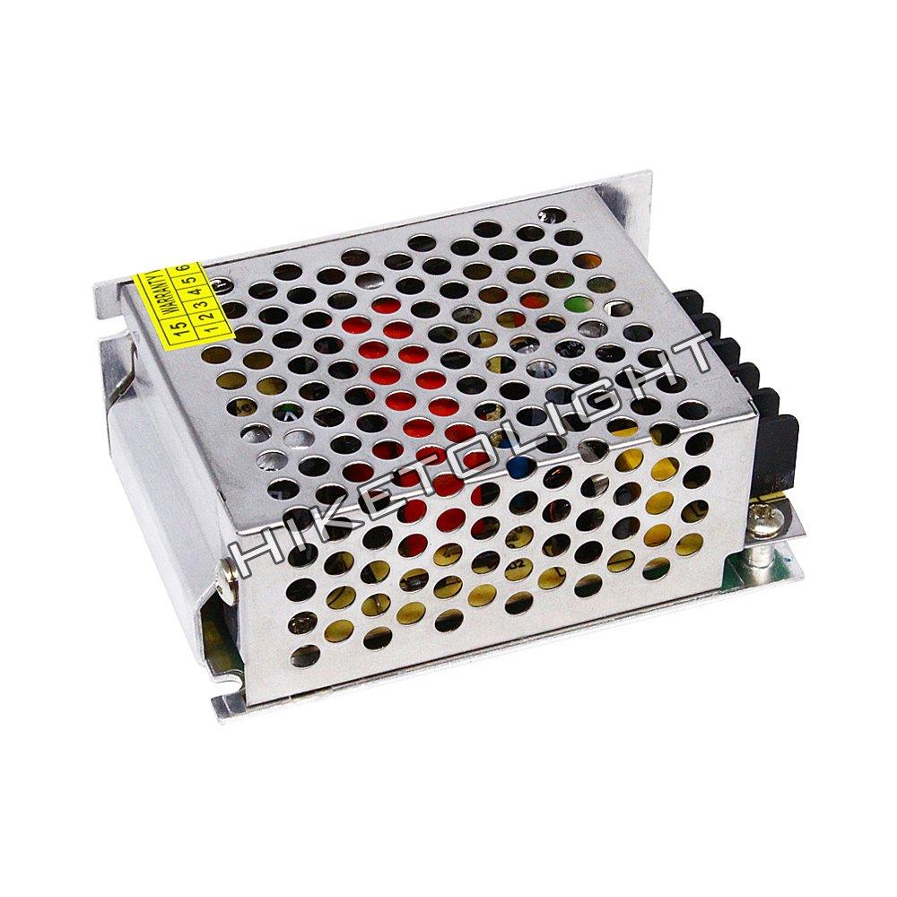 MOVINGTECH LED Power Supply DC Output 5V 4A 20W Aluminum Box Universal Regulated Switching Adaptor Transformer Driver AC Input 110/220V for 5V LED Strip Module CCTV by Movingtech (Image #5)
