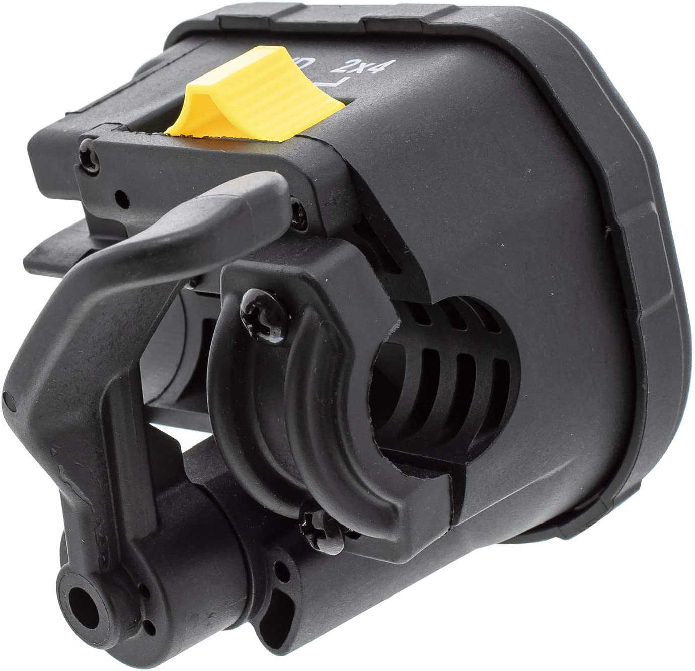 NICHE Thumb Throttle Control Lever Assembly For 1999-2014 Polaris Scrambler 400 Magnum Sportsman 500 2010202,2010337,2010336