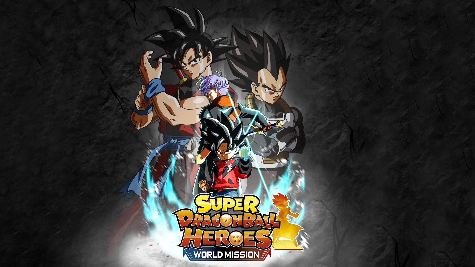 SUPER DRAGON BALL HEROES WORLD MISSION - Nintendo Switch [Digital Code]