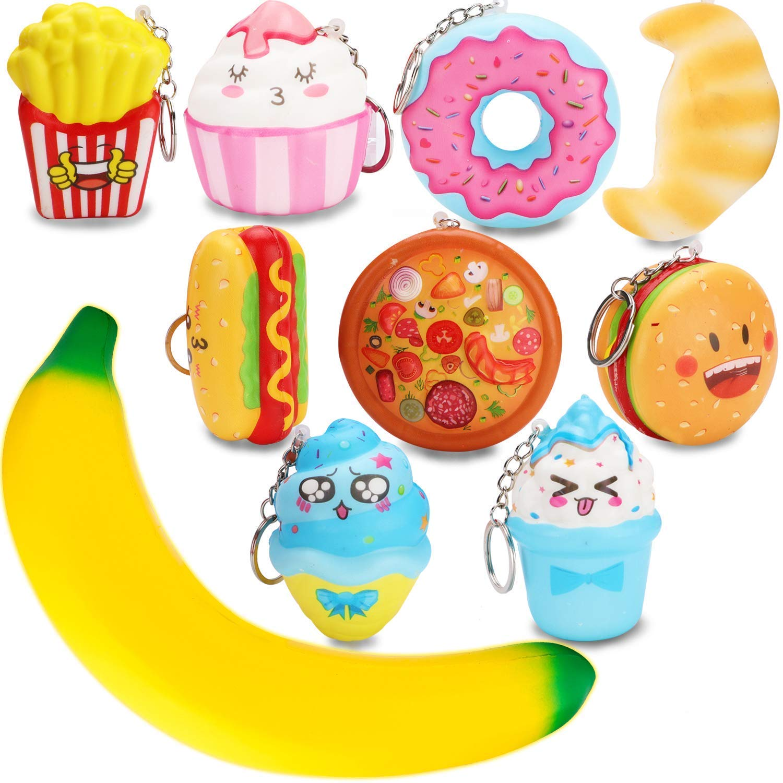 B-food Squishy Set