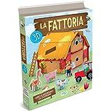 La fattoria 3D. Ediz. a colori. Con gadget