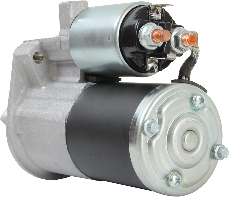 2006 2.7 2.7L 2006-2007 Chrysler 300 Series 3.5 3.5L DB Electrical SMT0299 Starter