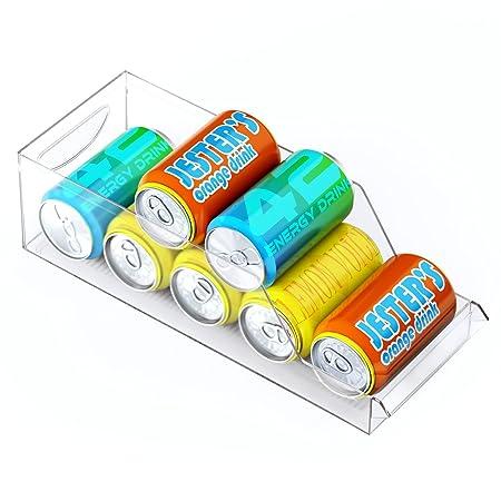 avolare frigorífico y congelador de almacenamiento organizador bin ...
