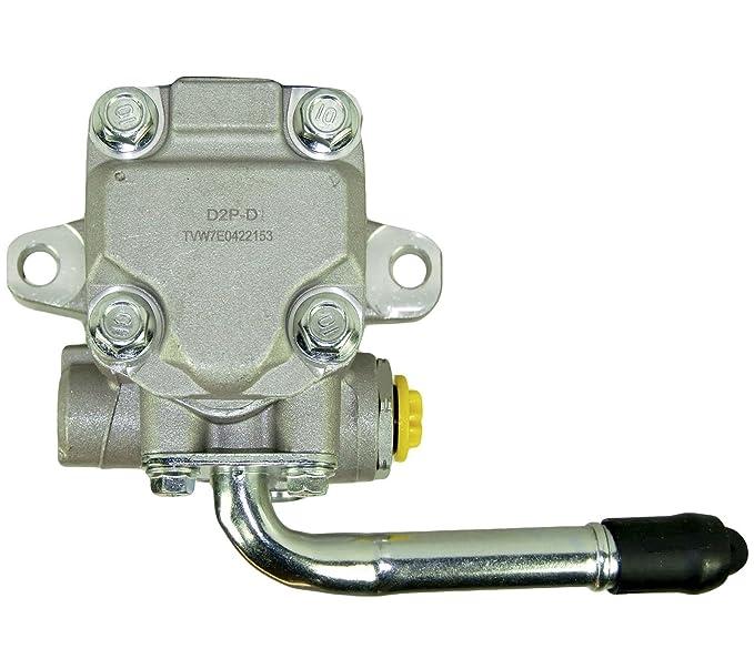 D2P Bomba de hidráulico/Sistema de dirección asistida 7e0422153 a, 7e0422153, 7h0422153 a: Amazon.es: Coche y moto