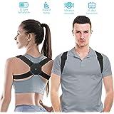 MeaMae Care Corrector de postura - Corrector de espalda inteligente con función de vibración y ajustable para aliviar el…