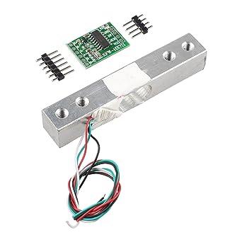 haljia portátil electrónico Sensor de peso célula de carga sensor de pesaje (1KG) +