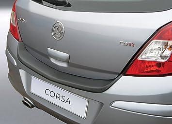 ladekant Protección para Opel Corsa D de 5 puertas a partir de 06/2006 - 09/2014: Amazon.es: Coche y moto