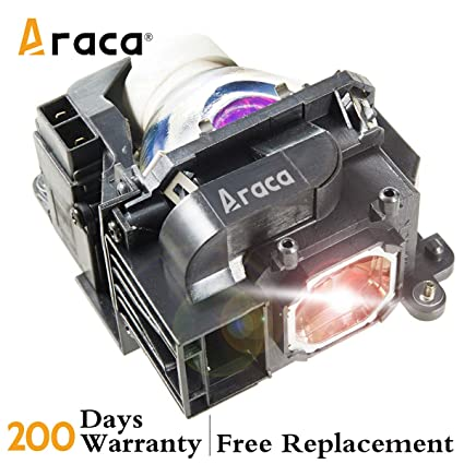Araca NP23LP - Lámpara de proyector con Carcasa para NEC NP-P401W ...
