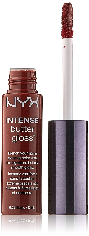 NYX Cosmetics Intense Butter Gloss IBLG24 - Chocolate Apple