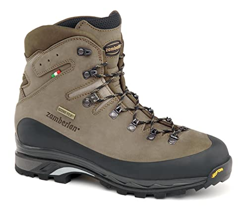 3932dc43019 Zamberlan Men's 960 Guide GTX RR Brown Leather Backpacking Boots