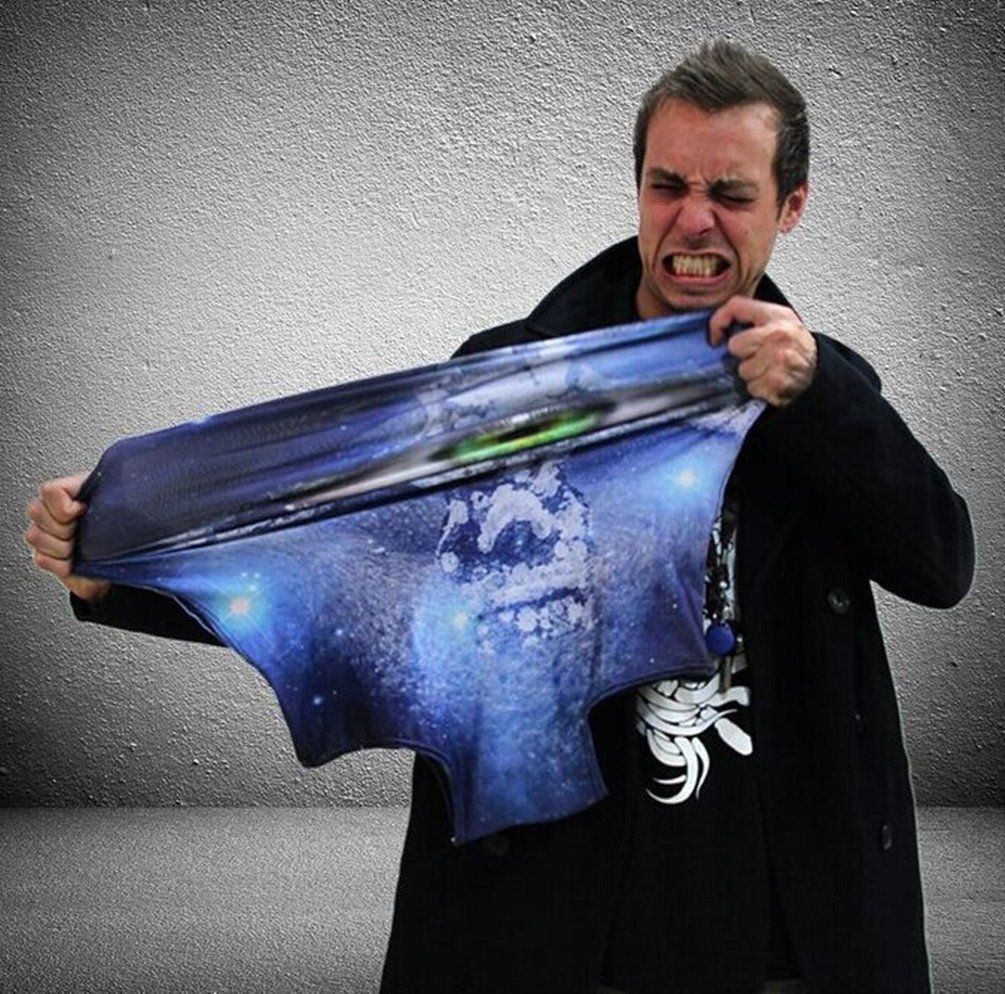 FOR U DESIGNS Nouveau 18-28 pouce housse de protection valises nouvelle beau n/ébuleuse housse bagage Spandex Voyager Valise Protecteur Couverture housse valise m