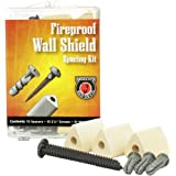 Amazon Com Fireproof Wall Spacer Kit Home Amp Kitchen
