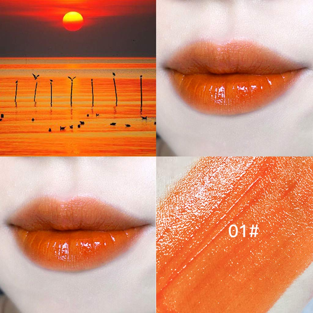 FlashMoment Mirror Sexy Liquid Lip Gloss Long Lasting Waterproof Keep 24 Hours