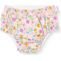i play. Baby Girls' Ruffle Snap Reusable Absorbent Swim Diaper