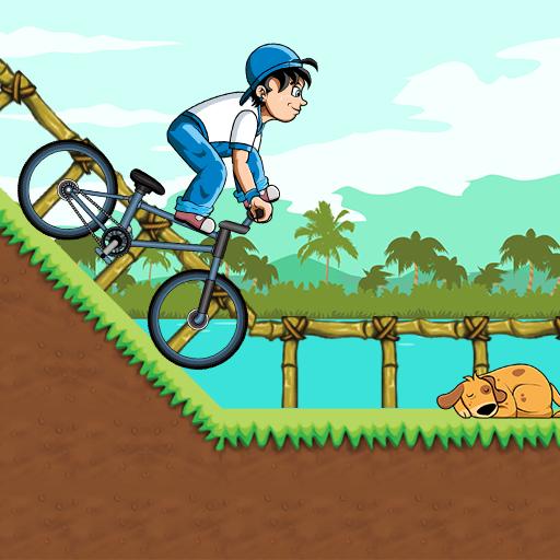 Games Hot Wheels - BMX Kid