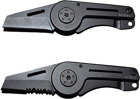 Amazon.com: Maxeri - Cuchillo de bolsillo para todo tipo de ...
