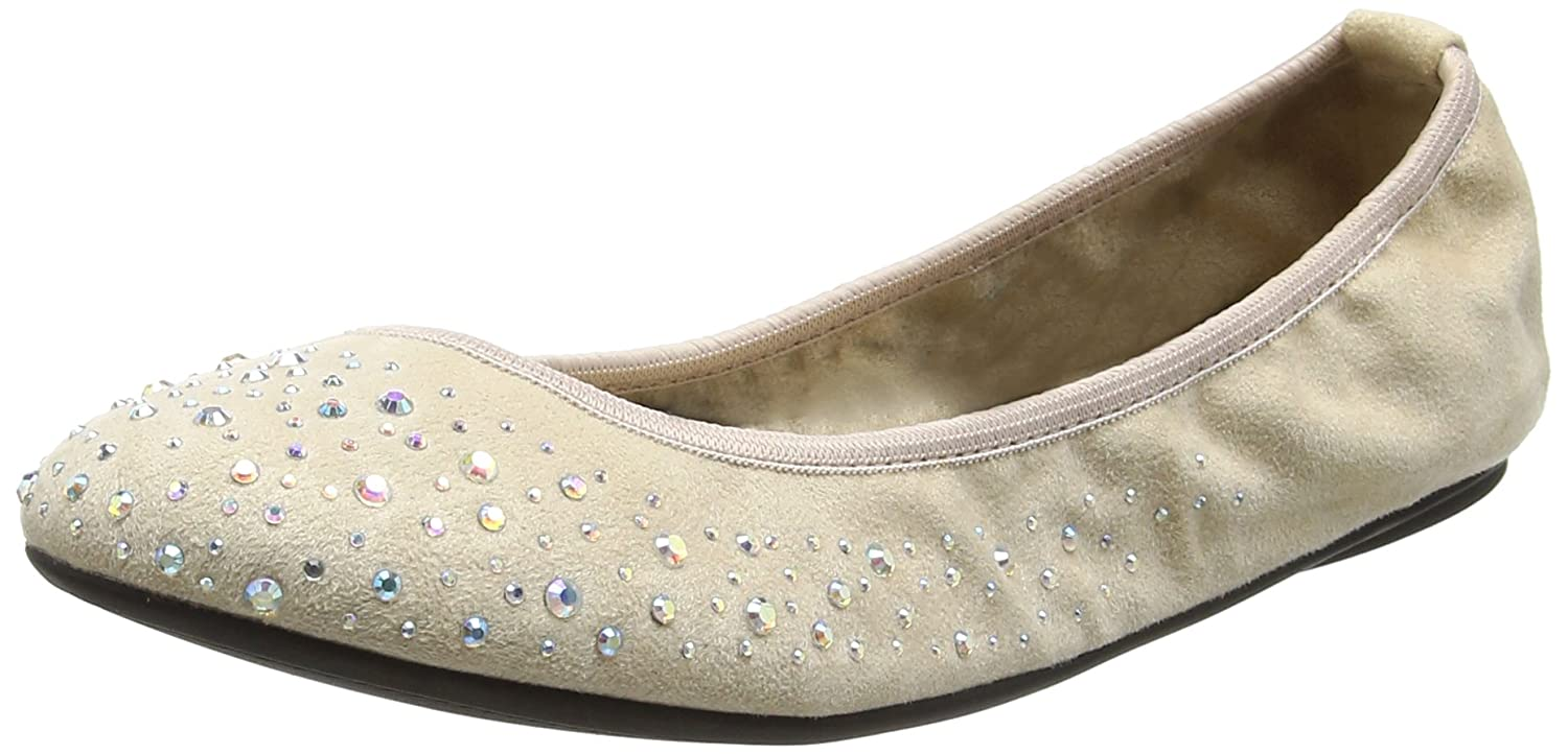 Butterfly Twists Women's Christina Ballet Flat B01MED5AOS 8 B(M) US|Nude