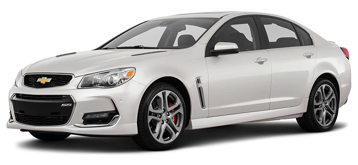 Amazon.com: 2017 Chevrolet SS Reviews, Images, and Specs: Vehicles