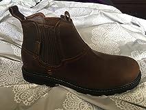 Nice sturdy boot.